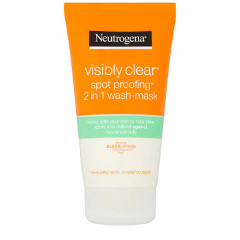 Visibly Clear® Spot Proofing 2 in 1 Wash-Mask 150ml