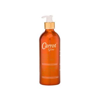 La Belle Glow Carrot Glow Intense Toning Beauty Milk, 500ML
