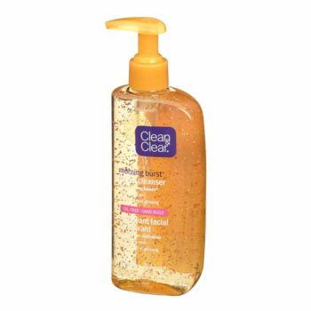 Clean & Clear Morning Burst Facial Cleanser, 240ML