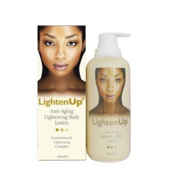 Lighten Up Anti-Aging Lightening Body Lotion 400ml