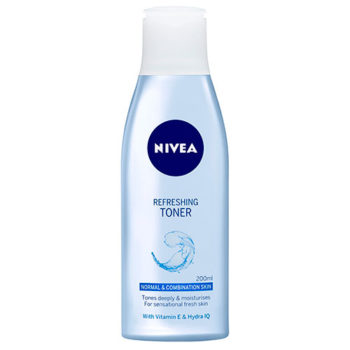 nivea refreshing toner 200ml