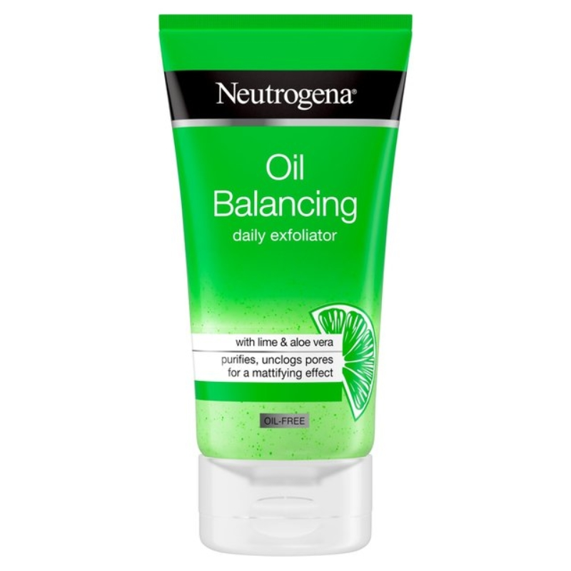 Neutrogena Oil Balancing Daily Exfoliator, 150ML