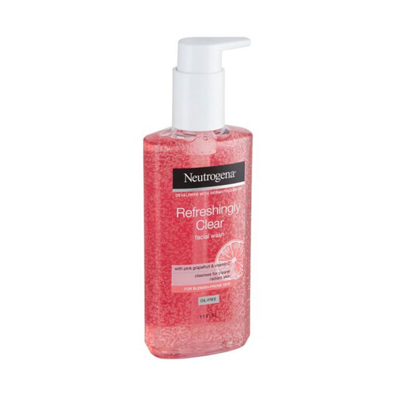 Neutrogena Refreshingly Clear Facial Wash, 200ML