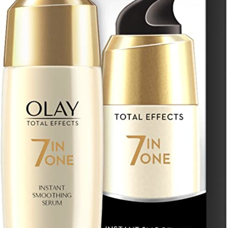 Olay Total Effects 7 in 1 Instant smoothing serum,50ml