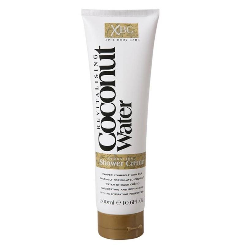 XBC Revitalizing Coconut Water Hydrating Shower Cream 300ml