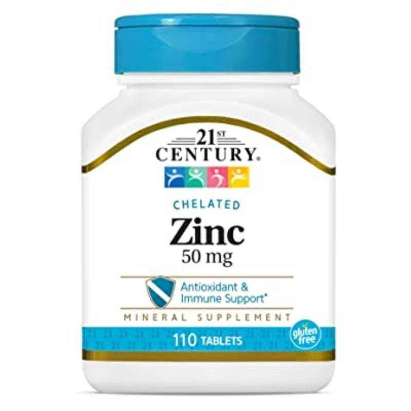 Zinc Supplement, 50MG